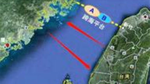 海峡究竟有多宽?我国是填海好,还是造海底隧道好?