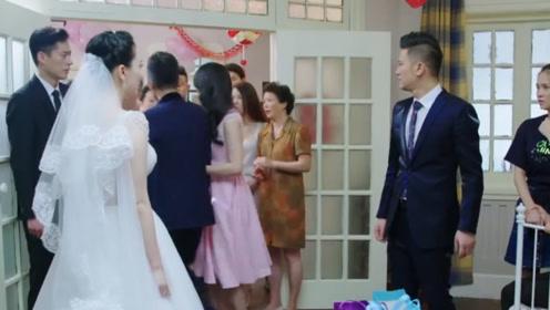 帅哥结婚当天丈母娘要50万彩礼,新郎忍无可忍,霸气娶走伴娘