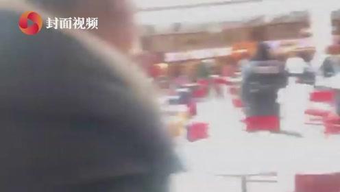 美国一购物中心发生枪击 正值圣诞节购物旺季