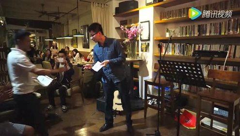 疯狂朗读夜之《再别康桥》陕北话版