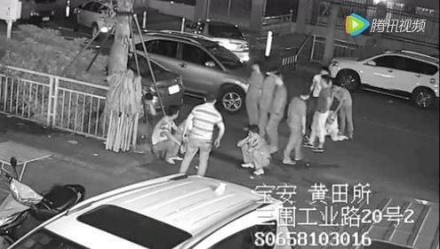 深圳18名男子吃2千块霸王餐 又点5只千元龙虾后开溜