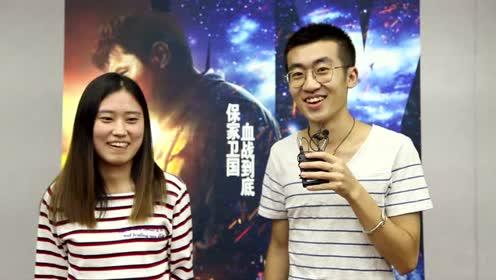 《我的战争》我们年轻人有话说——北京电影学院