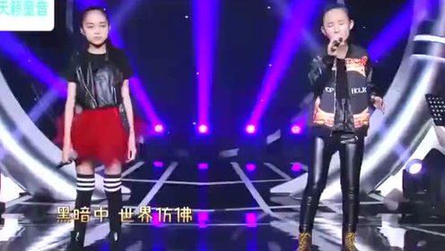 11岁女孩高音直飙天际 挑战经典堪称天籁!