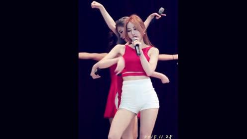 越来越喜欢韩女团的舞蹈了!