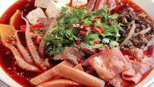 四川传统小吃——冒菜的制作方法