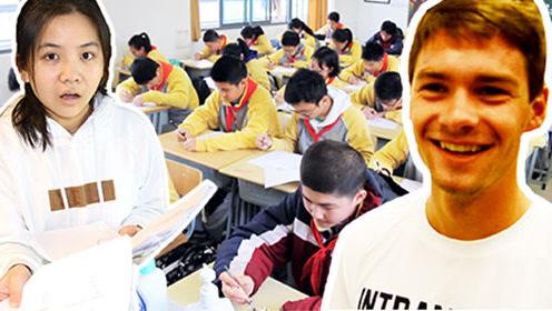 中国初中生集体挑战美国高考数学题,结果简直了!