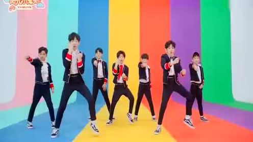YHBOYS《阳光小鬼头》舞蹈版