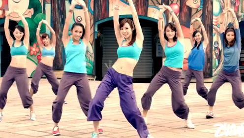 超燃脂的Zumba舞蹈,跳4分钟等于运动一小时
