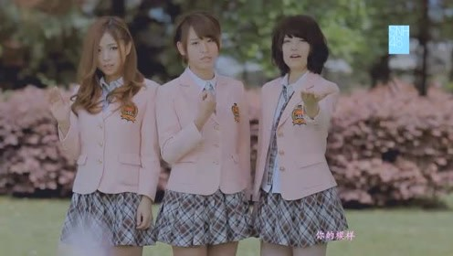 SNH48《化作樱花树》舞蹈版 妹子们舞蹈很棒