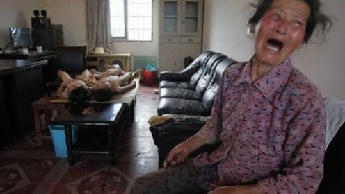 愚蠢奶奶太粗心!!2岁孙子就这样没了,送医院医生吓出汗大骂无知!