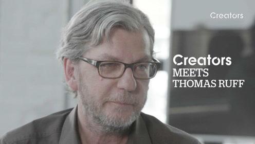 创想计划面会 Thomas Ruff