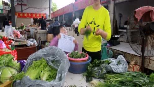 《素菜》——致敬幸福里的平凡人