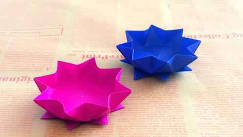 水杯折纸手工制作大全
