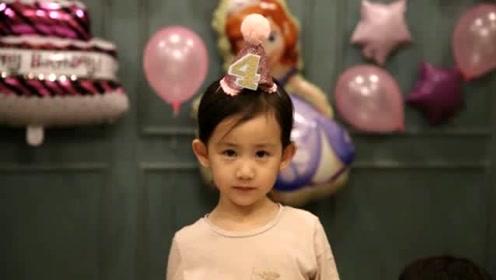 """黄磊与女儿排演灰姑娘 没出场就惨遭""""死刑"""""""