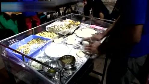 印度烤饼,这大概就是偷学中国的锅盔吧