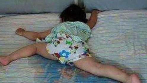 怕孩子冻着,婆婆给孩子用电热毯,第二天早上发现孩子被电糊!