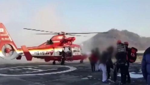 韩国又一医院发生火灾无伤亡 100名病人逃往屋顶
