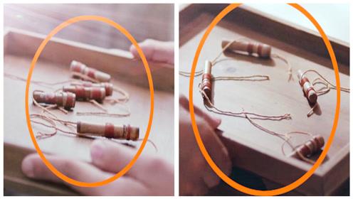 《琅琊榜2》穿帮镜头 托盘里的锦囊无缘无故少一个