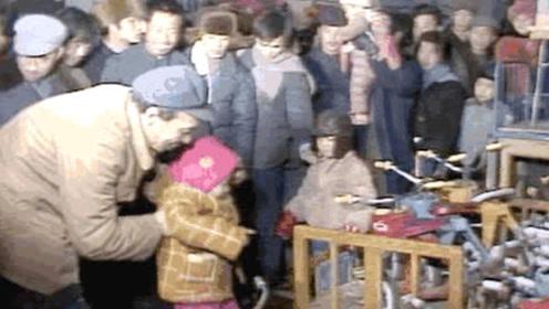 太有年味了 快来看30年前《新闻联播》里的春节