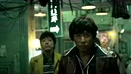 《追龙》暗黑警长对阵黑暗毒枭,刘德华甄子丹相爱相杀