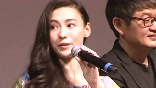 张柏芝发2018追生女儿宣言,首度承认新男友是圈外人