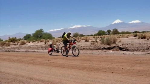 南极学前班——骑行穿越沙漠