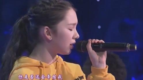 孟繁淼牵手严丝琳激情演唱《像梦一样自由》,听得你心顿开!