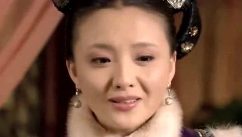 《甄嬛传》槿汐姑姑纯素颜出镜 没有美颜没有画眉底子很好