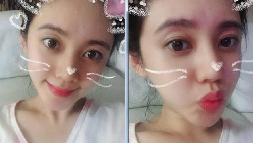 秋瓷炫怀孕九月晒自拍 满脸胶原蛋白气色佳