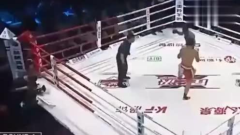 回顾:吹牛不打草稿,他嚣张宣布随便能KO中国拳手,上场却被K昏