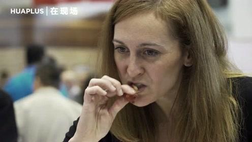 全球最大餐饮展迎来中国军团,当老外遇见麻辣小龙虾
