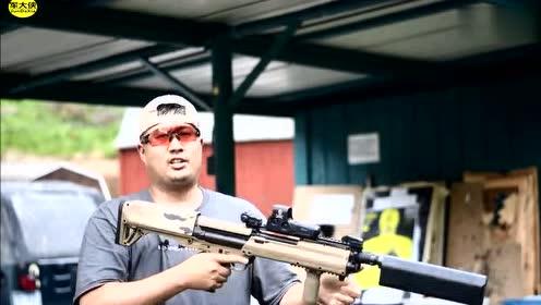配备最先进的鱼鹰消音器,这款Salvo12霰弹枪近战几乎无敌!