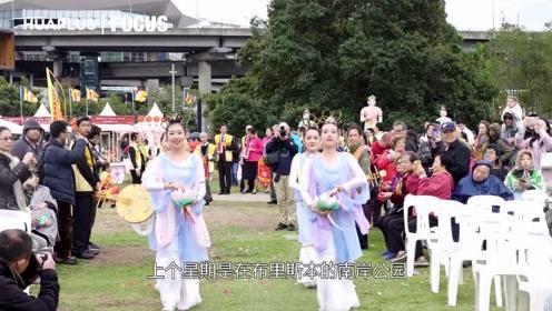 2018悉尼佛诞节,古老佛教在现代都市的新面貌