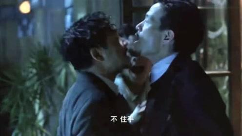 冯敬尧要杀许文强,骗走冯程程,但是让许文强抢到一个机会