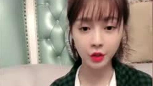 沈梦辰自弹自唱《小情歌》 网友在评论区大喊杜海涛