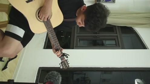 吉他弹唱一首周杰伦的《青花瓷》给你们不一样的感觉