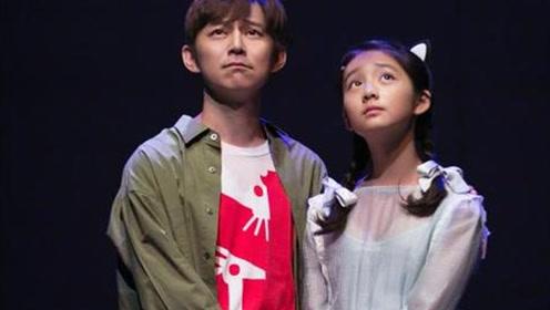 多多话剧舞台与何炅共演迎首秀 黄磊孙莉感慨动容