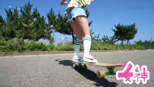 女生的神奇技能:骑男友上天 带娃健身