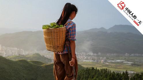 300万人看这个农村女孩直播抓鱼砍柴