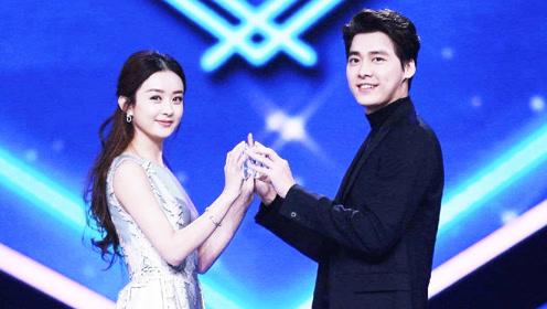 赵丽颖为《奇遇人生》手动点赞,和李易峰曾被阿雅撮合