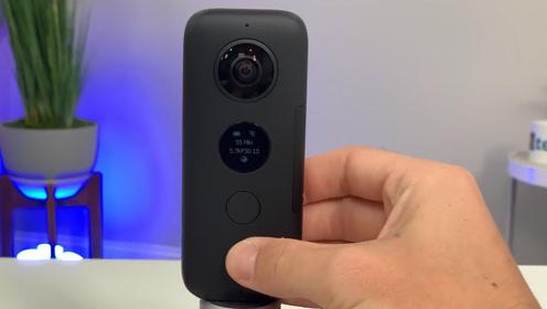 运动相机新革命!Insta360发布新品 One X,支持5.7K拍摄!