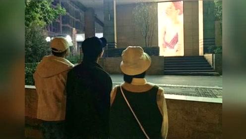 """沈月携小美好剧组看""""街头靓女"""",网友调侃小姑娘学坏了"""