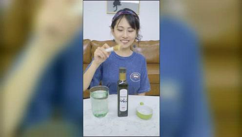 橄榄油清洗化妆刷,这个方法棒棒哒