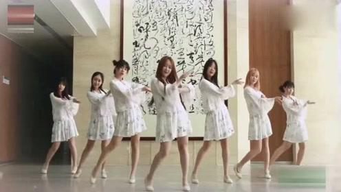 《落花情》古典歌舞蹈 ,总是给我一种眼前一亮的感觉!