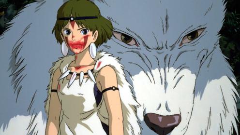 细读经典:宫崎骏的动画巅峰之作《幽灵公主》