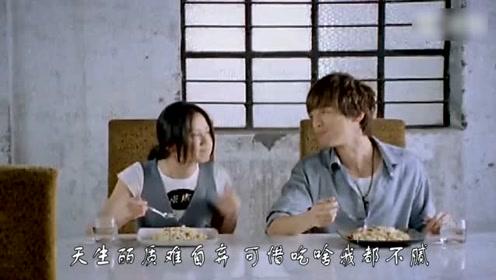 粉丝剪辑的刘诗诗《燃烧我的卡路里》,学舞蹈的吃货诗和这首歌很配!
