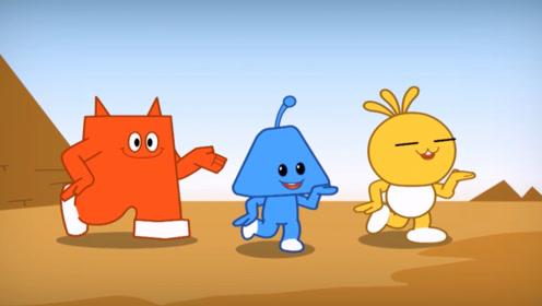 经典英文儿歌:小朋友去动物园 宝宝英语启蒙动画片