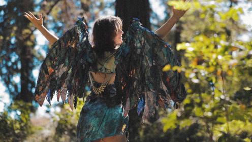 用菌类做衣服,这些女孩励志改变时装业