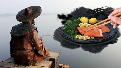风味小课堂:日本刺身源于中国鱼生,始于西周,唐代最流行