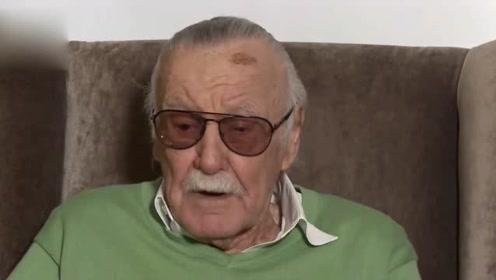 漫威之父斯坦·李逝世享年95岁《复联4》将成其银幕遗作